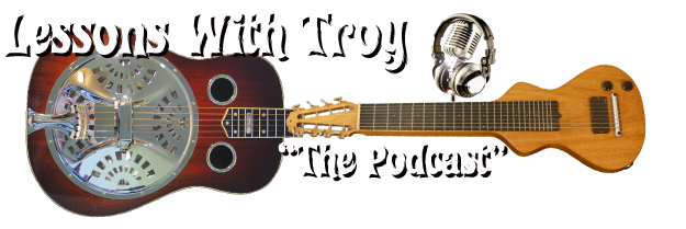 Lessons With Troy - The Podcast